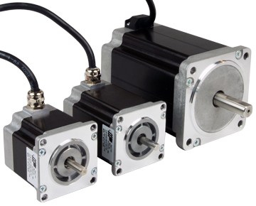 Stepper Servo Motors