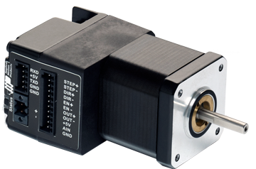 Integrated Stepper Servo Motor