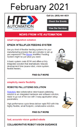 February 2021 factory automation newsletter
