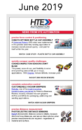 Factory Automation Newsletter