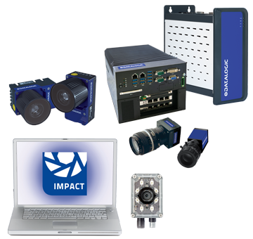 Datalogic Machine Vision Equipment