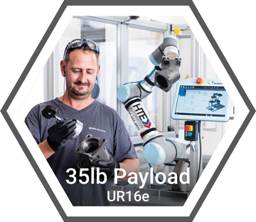 UR16e Cobot Data